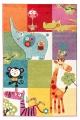 [Dětský kusový koberec Jasper Kids 21903-110 Multi]