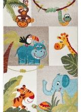 [Dětský kusový koberec Jasper Kids 21620-760 Beige]