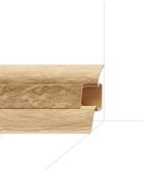 [Podlahová lišta ARBITON LM 55 - Pekan č. 28]