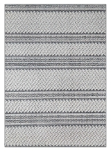 [Kusový koberec LINQ 7545A D.Grey/L.Grey]