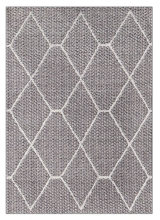 [Kusový koberec LINQ 7436 Ivory/D.Grey]