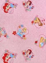 [Dětský metrážový koberec Princess Tales 60]