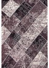 [Kusový koberec BOHEM 3108 Lilac Mor]