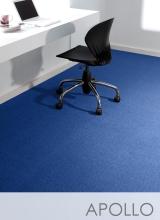 [Metrážový koberec APOLLO SDE New 78 Modrý]
