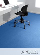 [Metrážový koberec APOLLO SDE New 76 Modrý]