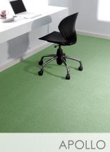 [Metrážový koberec APOLLO SDE New 24 Zelený]