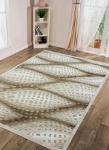 [Kusový koberec Lilium 309 Beige Brown]