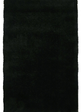 [Kusový koberec PUFFY Black]