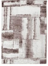 [Koberec Lunar 4248A White/Brown]