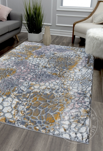 Kusový koberec Zara 9655 Multicolor