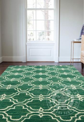 Kusový koberec BAKERO RIVIERA Green