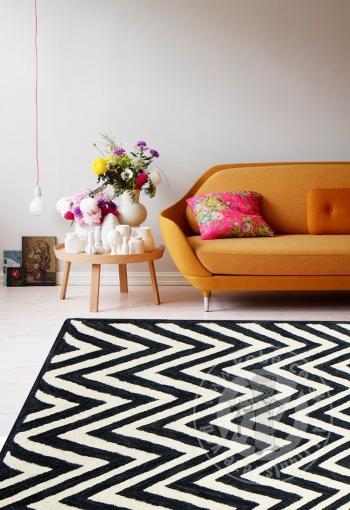 Kusový koberec BAKERO ZIGGY Black