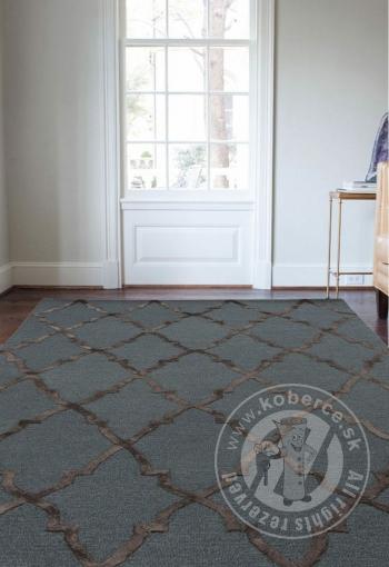 Kusový koberec BAKERO Kohinoor Navy Blue