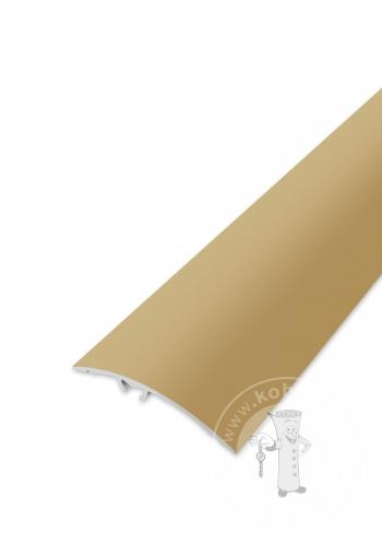 Přechodová lišta WELL 50 - Zlatá