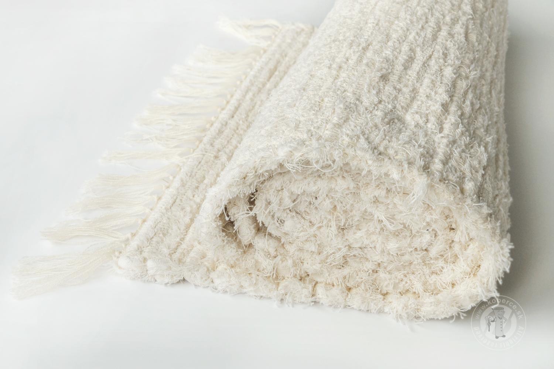 ... Ručně tkaný koberec - Béžový ... 6425287da9