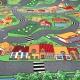 Dětský metrážny koberec Little Village 90