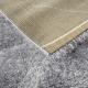 Kusový koberec California P428B grey/white