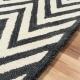 Kusový koberec BAKERO ZIGGY Ivory-Silver