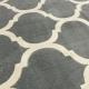 Kusový koberec Scandinavia 671 Grey