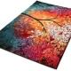 Kusový koberec Amore 9235 Red Black