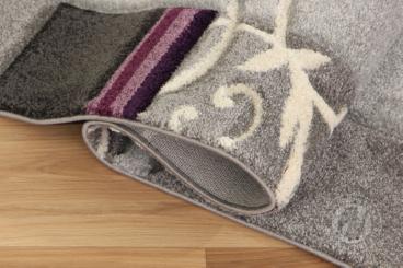 Koberec na podlahové topení